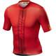 Mavic Cosmic Fietsshirt korte mouwen Heren rood